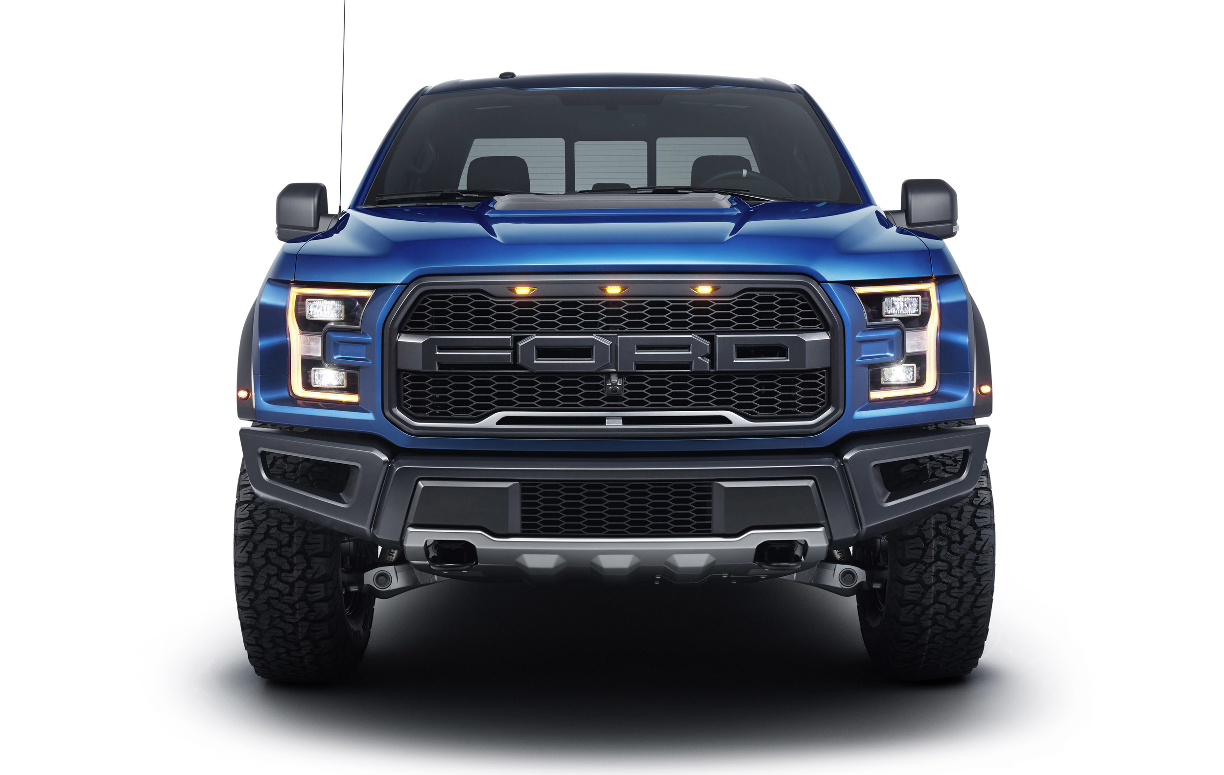 2015 NAIAS The 2017 Ford F 150 Raptor