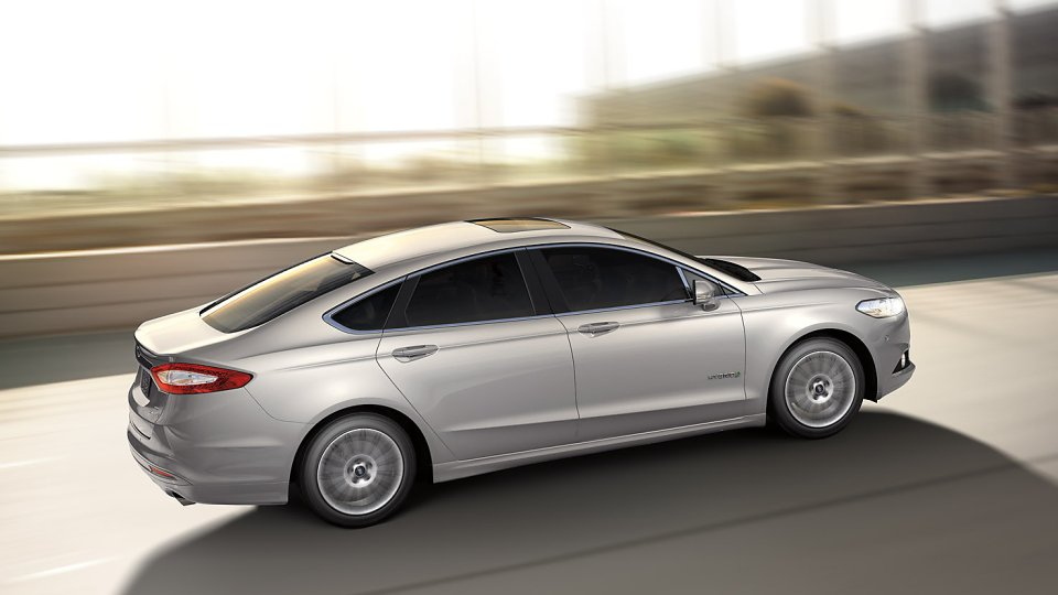 Ford Fusion Se Hybrid Electric Vehicle Tax Credit Deduction 2016