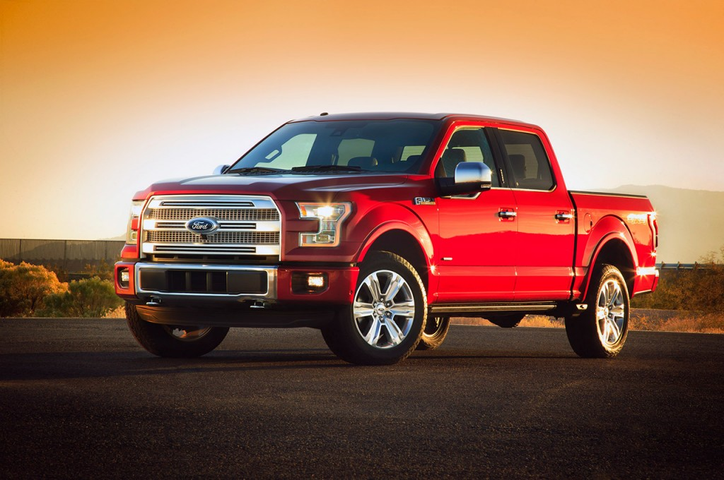 2015 ford f-150 raleigh
