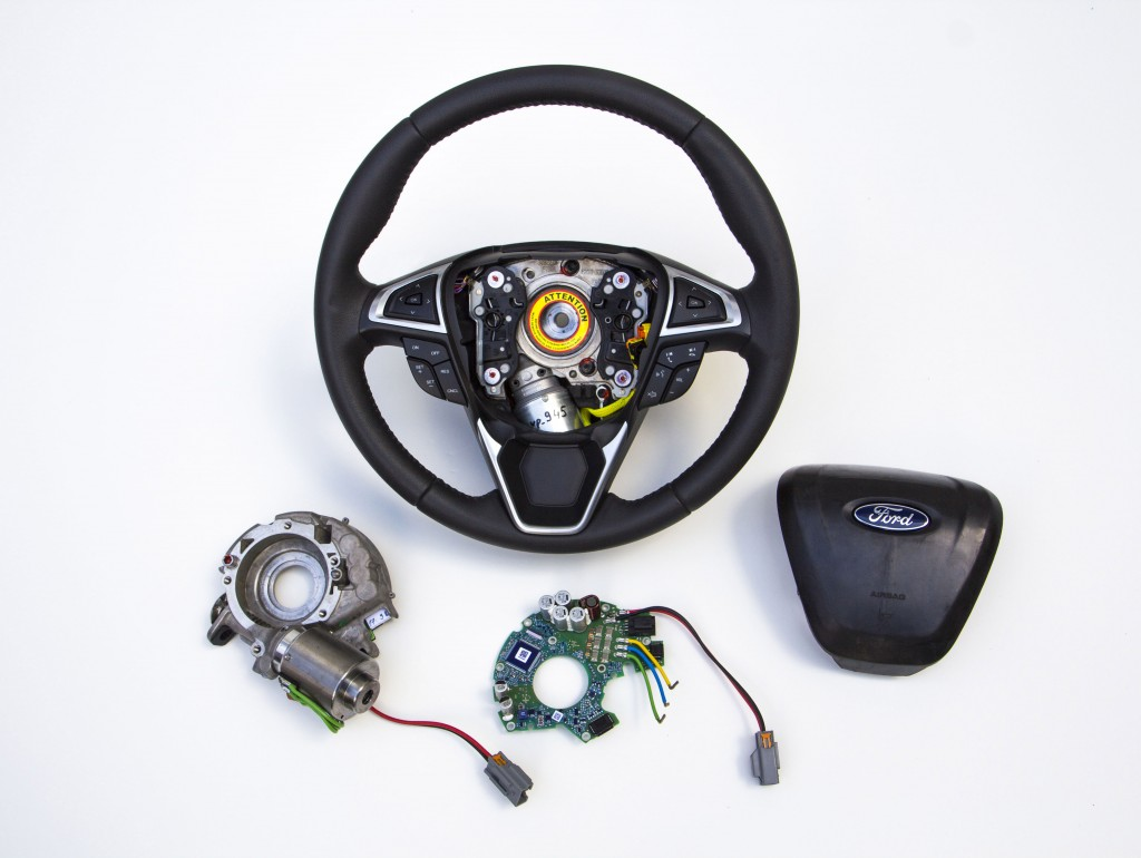 Ford Adaptive Steering