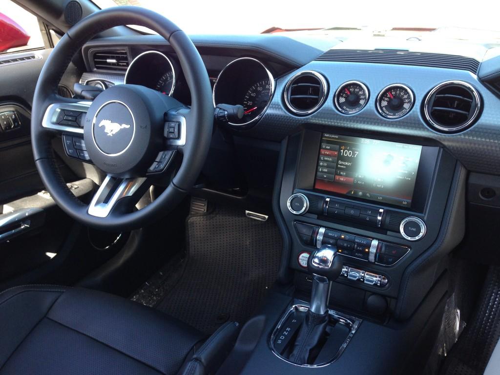 2015 Mustang Raleigh