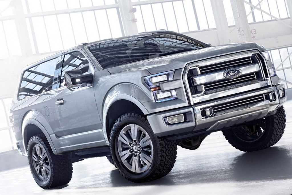 Ford Bronco 2020?