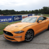 Mustangs at VIR with LeithCars.com Zero To 60TV